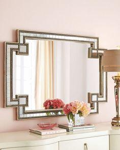Gorgeous Mosaic Mirror apart of the John-Richard Collection on ShopStyle!