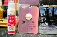 ScraPerfect: The Best Glue Ever for Pocket Embellishments