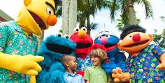 Sesame Street at Beaches Ocho Rios Resort and Golf Club