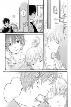 Romantic manga my little monster