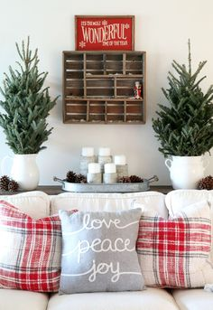 Merry Christmas, y'all! It's time for the 7th annual Holiday Housewalk 2017! This is my second year participating, and I am honored to be a part of such a special Holiday Blog Tour hosted by my sweet friend, Jen Rizzo! If you are on the tour, then you have just left the gorgeous home of ... Read More about  Farmhouse Christmas Home Tour