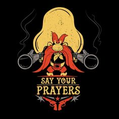 Looney Tunes : Say Your Prayers Looney Tunes Characters, Classic Cartoon Characters, Looney Tunes Cartoons, Classic Cartoons, Favorite Cartoon Character, Cartoon Kunst, Comic Kunst, Cartoon Art, Comic Art