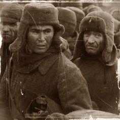 prisonniers russes en 1941