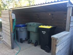 Garbage Shed, Canning, Home, Ad Home, Homes, Home Canning, Haus, Conservation, Houses