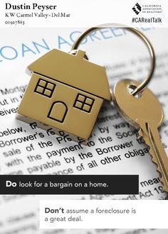 #Bargain #Foreclosure  Dustin Peyser DustinPeyser.com DustinPeyser@kw.com San Diego County Realtor