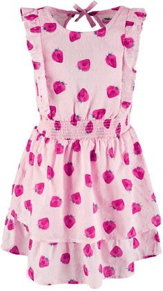 da9ffd05aa036 First Impressions Baby-Girls Printed Sundress | Kids clothing ...
