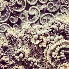 Alexander McQueen Details- exquisite-