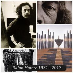 """~~ Ralph Hotere, ONZ - one of New Zealand's most notable contemporary artists.""""There are few things I can say about my work that are better than saying nothing"""" Hotere 1996 New Zealand Art, National Symbols, Medium Art, Artist Art, Contemporary Artists, First World, Kiwi, Art Images, New Art"""