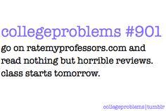 unfortunately, it happens