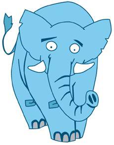 anime elephant | Apprendre à dessiner un éléphant
