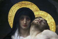 Truth in the Bright Light of Day: PIETÀ, William Adolphe Bouguereau