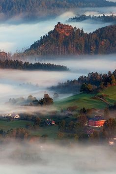 """ Bohemian Switzerland, Czech Republic - Martin Rak """