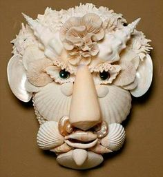 Thomas Boog - Mask  / Beautiful shells @Editors' Choice theeditorschoice.net