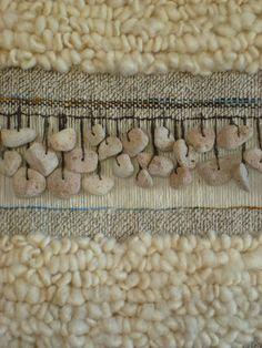 Arte Textil . Marianne Werkmeister: Mar de Piedras