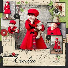 Cecelia - Scrapbook.com