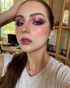 Makeup Eye Looks, Eye Makeup Art, Glam Makeup, Love Makeup, Simple Makeup, Eyeshadow Makeup, Makeup Cosmetics, Natural Makeup, Beauty Makeup