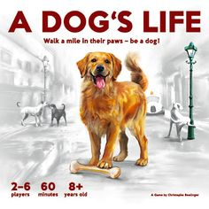 EverythingBoardGames.com: A Dog's Life Kickstarter Preview