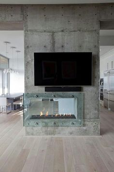 Perhaps I carry a theme with the DR and FR fireplaces. They should be of the same design?