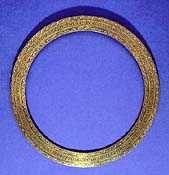 Chakram: Sikh throwing steel ring/ disc