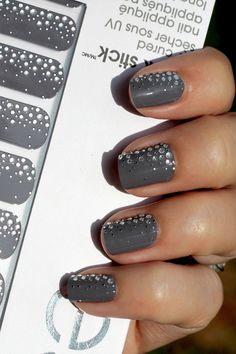 Essie Sleek Stick Nail Appliques - Stickers and stones