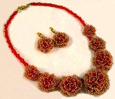 Single-Strand Necklace with Seed Beads - Fire Mountain Gems and Beads