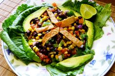 Black Bean Salad!!!