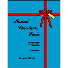 Musical Christmas Cards
