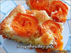 Habkönnyű barackos pite - urban:eve Eve, French Toast, Sweets, Urban, Breakfast, Pastries, Desserts, Cakes, Food