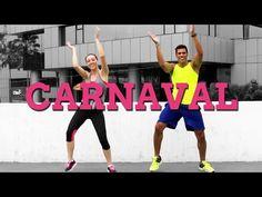 """Carnaval"" Zumba en Guayaquil - YouTube"