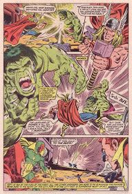 The Incredible Hulk Issue - Read The Incredible Hulk Issue comic online in high quality Hq Marvel, Marvel Dc Comics, Marvel Heroes, Old Comic Books, Comic Book Pages, Sal Buscema, John Buscema, Marvel Animation, Comic Art