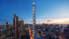 New York's newest supertall skyscraper preps for its 1,001-foot ascent in Nomad - Curbed NYclockmenumore-arrow : This slender skyscraper will also be the tallest tower in the neighborhood