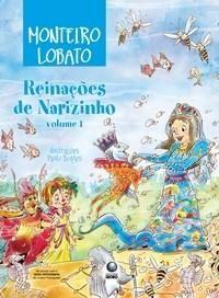 Reinações de Narizinho - Vol. 1 - De Acordo com a Nova Ortografia