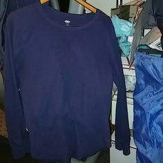 Old navy thermal Blue Old Navy Tops Tees - Long Sleeve