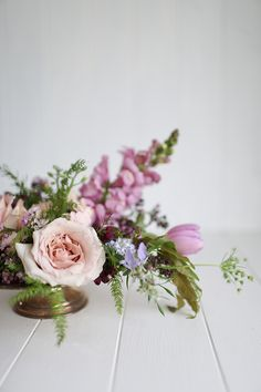 I love doing these Colour Stories with Greta Kenyon and Naomi from Leaf & Honey, and this one was especially fun, not to mention pretty!! The florals that Naomi created in shades of beautiful plum, lilac and peach are just … Continue reading →