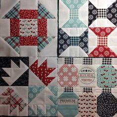 I may end up with two Farm Girl Vintage quilts...  #farmgirlfridays #farmgirlvintage #feedcompany