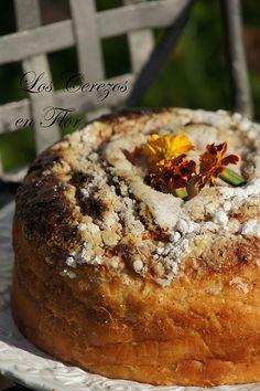 Los cerezos en flor: Pastel de Manteca y Al Olor del Pan!