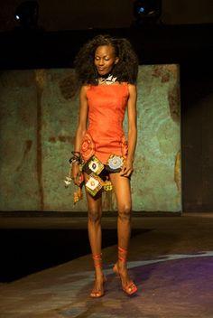 Festival for African Fashion and Arts (FAFA): KikoRomeo