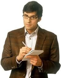 Everything is better with Mo Rocca