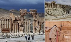 IS at gates of Syria's Palmyra raising fears for ancient city