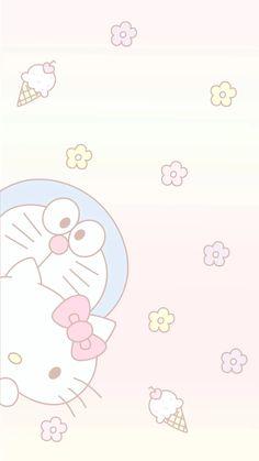 เมนูปังเย็น ร้านน้องณดา Sanrio Wallpaper, Soft Wallpaper, Kawaii Wallpaper, Wallpaper Iphone Cute, Hello Kitty Backgrounds, Hello Kitty Wallpaper, Cute Wallpapers For Ipad, Cute Cartoon Wallpapers, Hello Kitty Haus