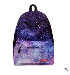 Galaxy Backpack Space Backpacks Universe Floral Printing School Bags For Teenage Girls 2017 Students Mochila Notebook Sac A Dos Cute Backpacks, Girl Backpacks, School Backpacks, Canvas Backpacks, Cheap Backpacks, Outdoor Backpacks, Mochila Galaxy, Galaxy Backpack, Polyester Material