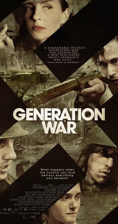 Show about five friends and their experiences during The War. I highly recommend watching this show.