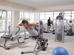 Start releasing the stress by joining us for an energizing workout at our fully equipped, complimentary, 24-hour fitness center. #grandbeachmiami #stayfit http://www.miamihotelgrandbeach.com/amenities