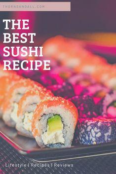 Dessert Sushi, Sushi Food, Sushi Chef, Sushi Sushi, Sushi Rolls, Sushi Kit, Oyster Recipes, Gourmet Desserts, Noel