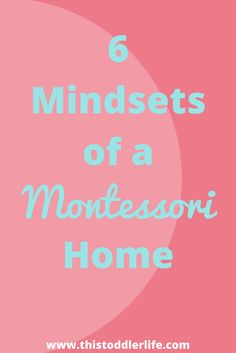 Are you just getting started with Montessori? Here is a great article that reminds me why I love Montessori for my toddler. We are in the beginning stages and just getting started in our journey ahead.