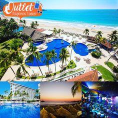 Hotel frente al mar Todo Incluido Outlet, Beach Hotels, Cruises, Circuits