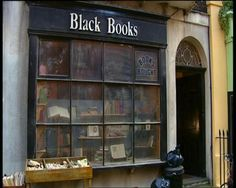 Black Books. Hilarious, Sarcastic, Witty...one of the best shows of all time. Bernard says everything I think when I'm around people.