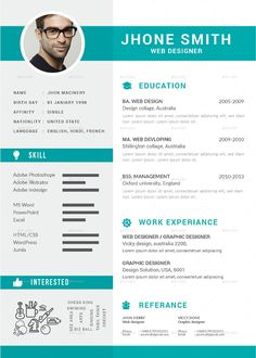 To get the job, you a need a great resume. The professionally-written, free resume examples below can help give you the inspiration you need to build an impressive resume of your own that impresses… Free Cv Template Word, Creative Cv Template, Resume Design Template, Resume Templates, Resume Cv, Resume Writing, Curriculum Vitae Template Free, Cv Original, It Cv