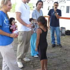 On July, 2013, Soraya traveled with 15 other missionaries from the United States to Iquitos, Peru, along the Amazon River. This was Soraya's second missionary trip to the area. The missionaries bordered a vessel and traveled the Amazon River. They visited 7 pueblos (villages) and touched 202 families. They rendered medical and dental assistance to 635 people. They gave out 2 tons of food, clothing, toys (including handmade dolls), toothbrushes, reading glasses, machetes, and mosquito nets.