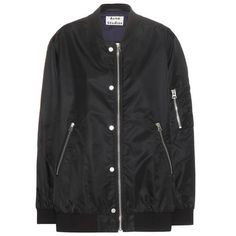 How to Wear a Bomber Jacket Like a Street Style Star - Acne - from InStyle.com